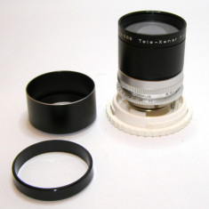 Obiectiv KODAK camera Schneider Kreuznach RETINA TELE XENAR f4 135mm(28)