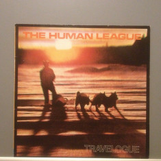 THE HUMAN LEAGUE - TRAVELOGUE (1980/ VIRGIN REC /RFG) - Vinil/Vinyl/IMPECABIL - Muzica Pop virgin records