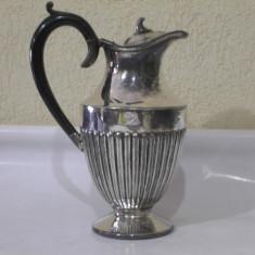 De colectie ! Superb ceainic vechi argintat anii'20 !
