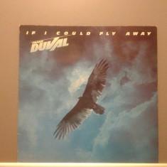 FRANK DUVAL - IF I COULD FLY AWAY (1983/ TELDEC REC /RFG)- Vinil/Vinyl/IMPECABIL - Muzica Pop universal records