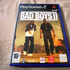 Joc Bad Boys II, PS2, original, alte sute de jocuri! - Jocuri PS2 Altele, Actiune, 16+, Single player