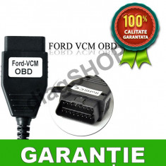 Ford VCM OBD -Interfata diagnoza Ford VCM OBD - Tester Ford VCM OBD - Garantie