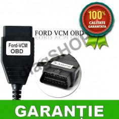 Ford VCM OBD -Interfata diagnoza Ford VCM OBD - Tester Ford VCM OBD - Garantie - Interfata diagnoza auto