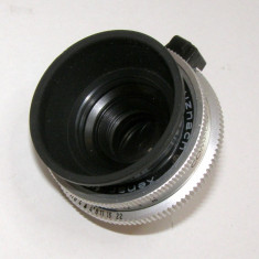 Obiectiv KODAK camera Schneider Kreuznach Xenar 45mm F2.8(23)