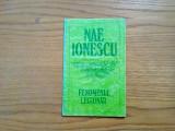 FENOMENUL LEGIONAR - Nae Ionescu - 1993, 60 p., Alta editura