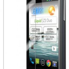 Folie protectie Acer Liquid Z3 transparenta - Folie de protectie