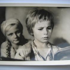 Fotografie originala,film romanesc, Romfilm-Amintiri din Copilarie, Nica 16,5/12, Necirculata