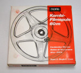 Rola film 8mm marca Noris 60 m(38)