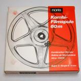 Rola film 8mm marca Noris 60 m(38)