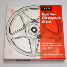 Rola film 8mm marca Noris 60 m(38) - Aparat Filmat