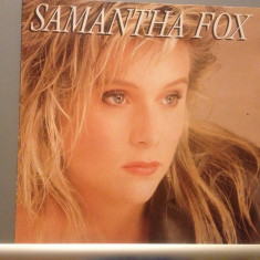 SAMANTHA FOX - THE ALBUM (1987/ JIVE REC /RFG) - Vinil/IMPECABIL/Vinyl/POP - Muzica Pop emi records