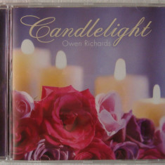 Owen Richards - Candlelight - Muzica Chillout, CD