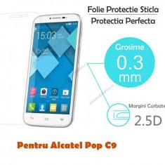 Folie protectie sticla Alcatel Pop C9 - Folie de protectie