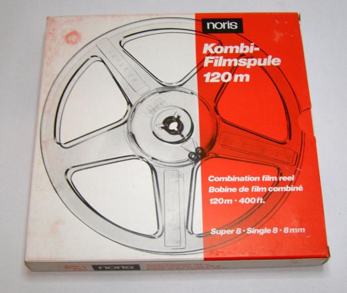 Rola film 8mm marca Noris 120 m(46)