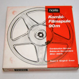 Rola film 8mm marca Noris 90 m(42)