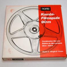 Rola film 8mm marca Noris 90 m(42) - Aparat Filmat