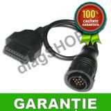 Cablu Adaptor pentru Mercedes Sprinter si VW LT 14 Pini -  Mufa adaptoare OBD2