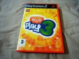 Joc Eye Toy Play 3, PS2, alte sute de jocuri!, Simulatoare, 3+, Multiplayer