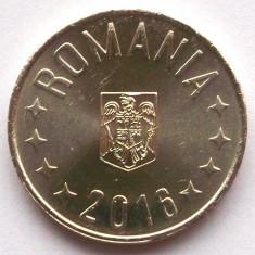 ROMANIA 50 BANI 2016 UNC - LUCIU DE MONETARIE - DIN FISIC DE BANCA ** - Moneda Romania