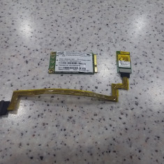 Placa wireless + modul bluetooth laptop Toshiba Satellite U300, U300-11Z