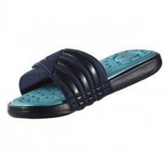PAPUCI ADIDAS ADISSAGE SC COD S78034 - Papuci barbati Adidas, Marime: 38, 40.5, 43, 46, Culoare: Bleumarin, Negru, Verde