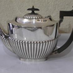 De colectie! Superb ceainic vechi argintat anii'20 !
