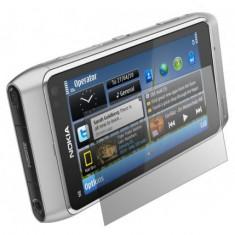 Folie protectie Nokia N8 Transparenta - Folie de protectie