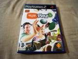 Joc Eye Toy Play 2, PS2, alte sute de jocuri!, Simulatoare, 3+, Multiplayer