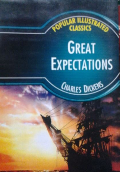 MARILE SPERANTE - GREAT EXPECTATIONS  (lb engl) de CHARLES DICKENS