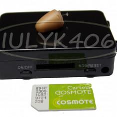 Sistem de Copiat Cutiuta GSM BOX cu Microcasca MC 1000 Cutiuta si Casca JAPONEZA