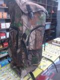 Rucsac camuflaj (vanatoare, pescuit) - 60 lei, 60 L