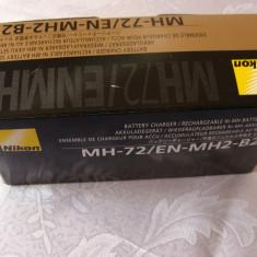 Nikon EN-MH2-B2/MH-72 2 hour Charger with 2 x 2300mAh Ni-MH AA Rechargeable Batt