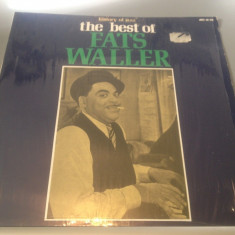 FATS WALLER - THE BEST OF (1971 /SAAR REC /ITALY) - Vinil/IMPECABIL/JAZZ - Muzica Jazz Altele