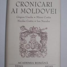 MARII CRONICARI AI MOLDOVEI - Carte de lux