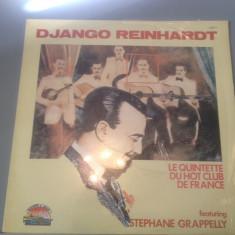 DJANGO REINHARDT - LE QUINTETTE... (1976/SAAR REC/ITALY) - Vinil/IMPECABIL/JAZZ - Muzica Jazz Altele