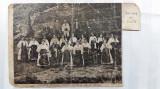ZLATNA - COMITETUL REUNIUNEI FEMEILOR ROMANE GRECO CATOLICE - PORT POPULAR- RARA, Circulata, Fotografie