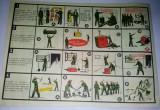 Chestionar protectia muncii - MUNCITORI - anii '80