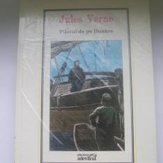 PILOTUL DE PE DUNARE JULES VERNE BIBLIOTECA ADEVARUL NR 36 - Carte de povesti