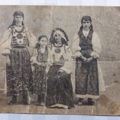 ORASTIE - PORT POPULAR AUTENTIC - INCEPUTUL ANILOR 1900 - Carte Postala Transilvania 1904-1918, Circulata, Fotografie
