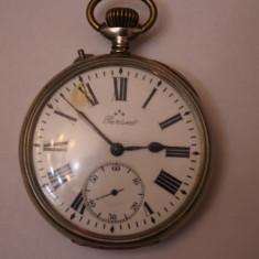 CEAS VECHI DE BUZUNAR -SWISS MADE-PERSEO-D=5CM, IN FUNCTIUNE - Ceas de buzunar vechi