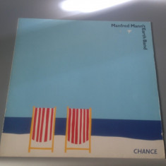 MANFRED MANN'S EARTH BAND - CHANCE(1980/BRONZE REC/RFG) - Vinil/IMPECABIL/Vinyl - Muzica Rock ariola