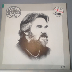 KENNY ROGERS - THE ALBUM (1976/ARIOLA REC/RFG) - Vinil/IMPECABIL/COUNTRY