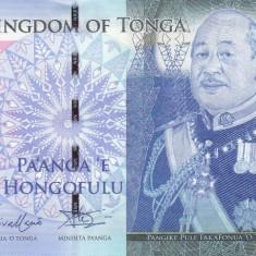 Bancnota Tonga 10 Pa'anga (2009) - PNew UNC