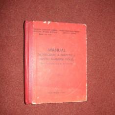 Manual de pregatire a tineretului pentru apararea patriei - Carte Epoca de aur