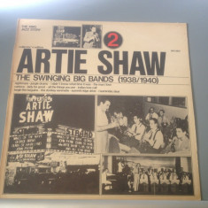 ARTIE SHAW - THE SWINGING BIG BAND (1974/ SAAR REC/ITALY) - Vinil/IMPECABIL/JAZZ - Muzica Jazz Altele