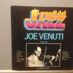 JOE VENUTI - I GRANDI DEL JAZZ (1985/CBS REC/ITALY) - Vinil/IMPECABIL/Vinyl/JAZZ - Muzica Jazz Columbia