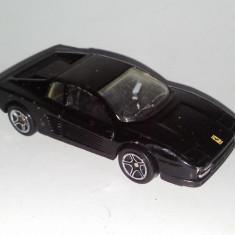 Macheta MATCHBOX - Testarossa Ferrari - CHINA 1986 / 1 : 60 - Macheta auto Matchbox, 1:64