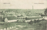 DOBROGEA - CERNAVODA . CERNA-VODA -  FABRICA  METALURGICA . CIRCULATA  1926, Printata
