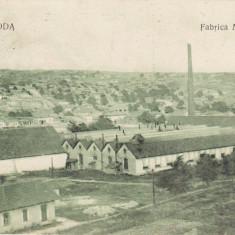 DOBROGEA - CERNAVODA . CERNA-VODA - FABRICA METALURGICA . CIRCULATA 1926 - Carte Postala Dobrogea dupa 1918, Printata