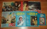 Lot 8 reviste Viata militara, Pentru patrie si Pentru apararea pacii 1974-1977